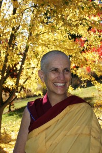 Ven Thubten Chodron updated